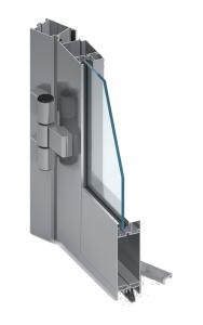 plastové dveře Dveřní systém MB-45